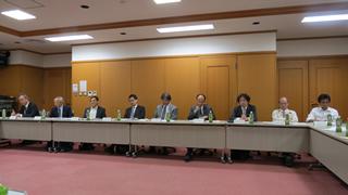 山梨工業会東京支部拡大合同会議 平成28年度