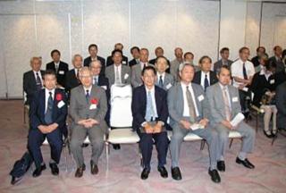 2004年 山梨工業会 東京支部総会
