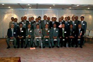 2002年 山梨工業会 東京支部総会