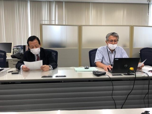 山梨工業会 東京支部 2021年度 定期総会